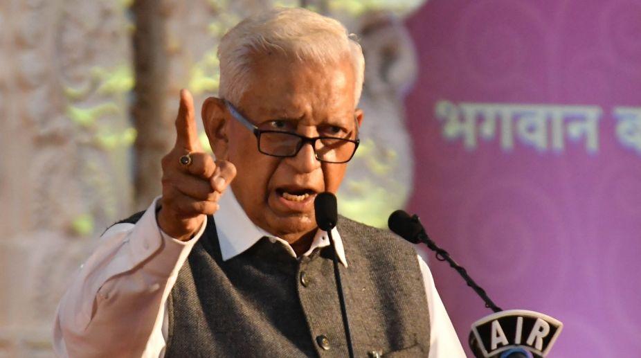 Governor, Karnataka Vajubhai Rudabhai Vala