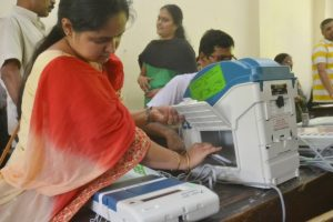 Karnataka polls: 11 per cent polling in first two hours