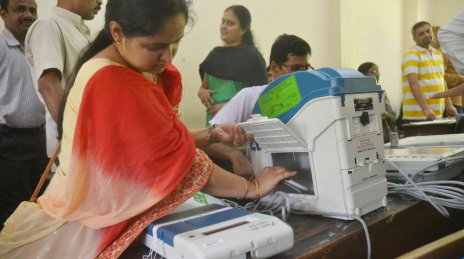 Karnataka voting