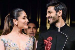 Kartik Aaryan, Kareena Kapoor Khan roped in for Karan Johar's next?