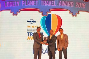 Kerala wins Lonely Planet's 'Best Destination for Families' award