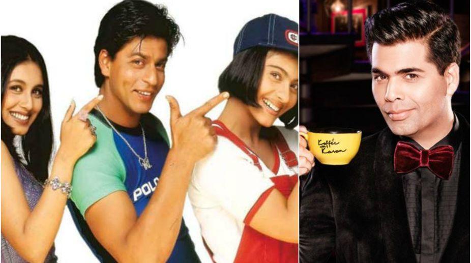Koffee with Karan' season 6: SRK, Kajol, Rani may open show