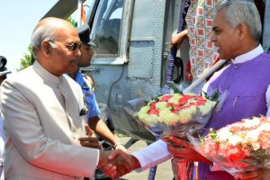 Retreat Building in Shimla ready to host President Kovind which he couldn't enter year ago