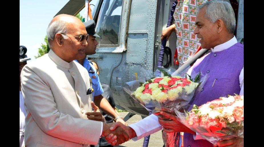 President Kovind in Shimla
