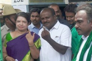 With 37 seats, JD(S) nearly wins Karnataka