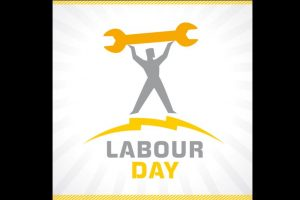 Political leaders greet workers on Labour Day