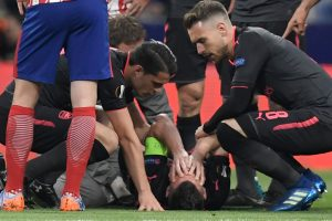 Arsenal's French defender to miss 2018 FIFA World Cup?