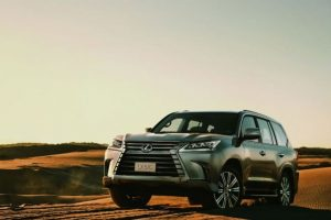 Lexus LX 570 launched in India at Rs 2.32 crores