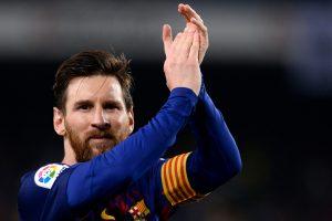 Lionel Messi breaks silence on Neymar-Real Madrid transfer rumours
