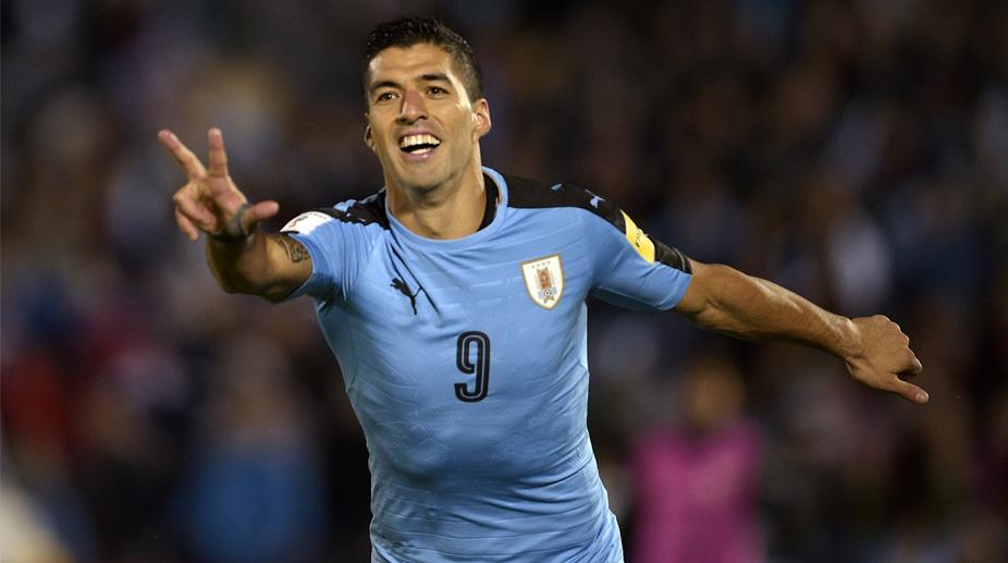 Luis Suarez, Uruguay, 2018 FIFA World cup,