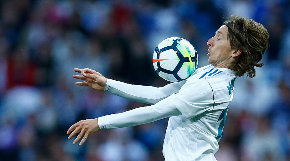 Luka Modric, Real Madrid C.F., La Liga, UEFA Champions League