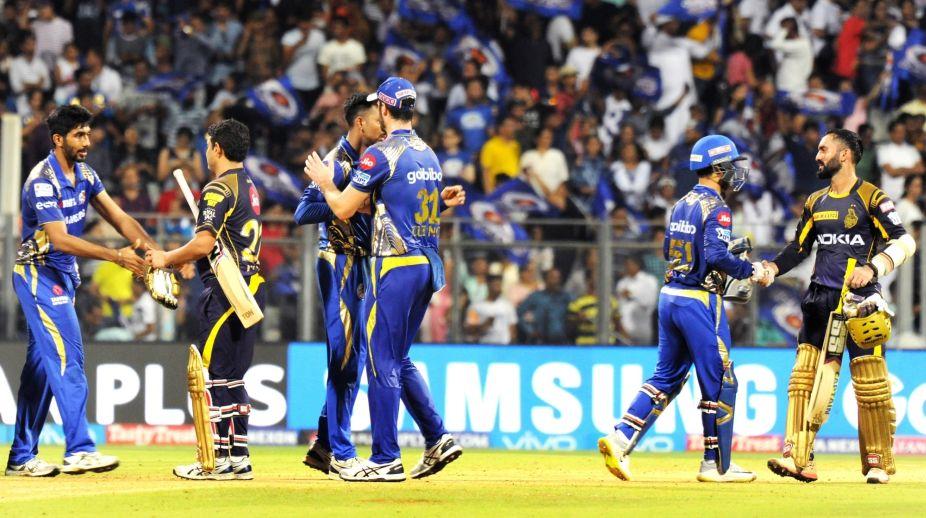 IPL-2018: Resurgent Mumbai, dodgy KKR face off in crunch clash