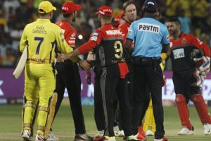 IPL 2018: CSK overhelm RCB to go to top