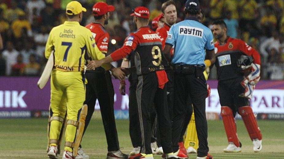 IPL 2018, CSK vs RCB