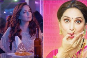 'Bucket List' trailer: Madhuri Dixit isn't striking off her desires on the list