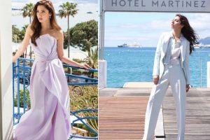 Cannes 2018: Mahira Khan keeps it classy in summer hues