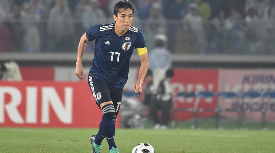 Makoto Hasebe, Japan vs Ghana, Japan Football, 2018 FIFA World Cup, FIFA World Cup 2018