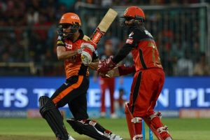IPL 2018 | RCB vs SRH: Manish Pandey not happy with SunRisers Hyderabad bowling