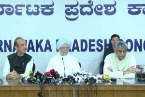 Modi govt punishes people, says Manmohan Singh citing economic policies