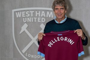Manuel Pellegrini replaces David Moyes at West Ham United