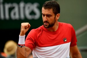 French Open 2018: Marin Cilic powers through opener