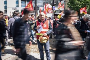 200 arrested as chaos erupts at May Day rally in Paris
