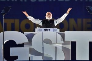 'Indian economy coming out of twin shock of Demonetisation, GST'