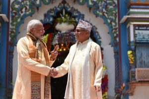 Ayodhya is incomplete without Janaki, says PM Modi referring to India-Nepal