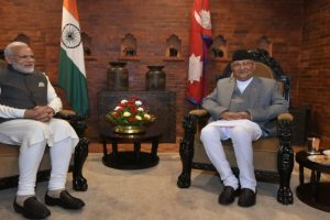 India, Nepal agree to boost trade ties and economic links