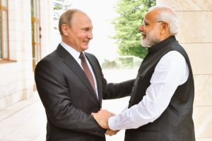 PM Modi meets Putin, says 'informal summit' adds new dimension to India-Russia ties