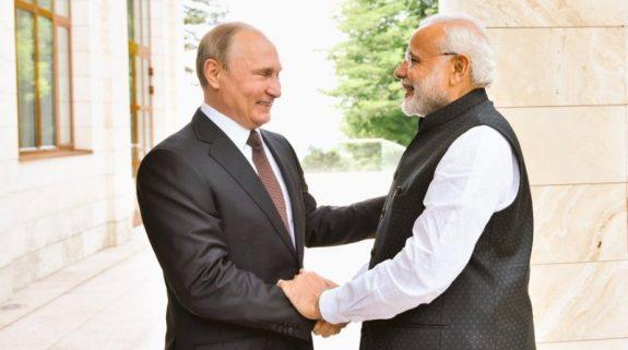 PM Modi meets Putin, says 'informal summit' adds new dimension to India-Russia ties