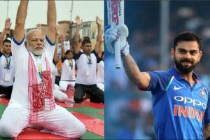 PM Modi accepts Virat Kohli's fitness challenge