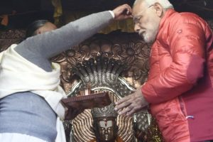 PM Modi offers prayer at Muktinath temple in Nepal