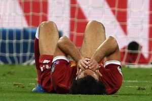 2018 FIFA World Cup: Injured Mohamed Salah travels to Spain for treatment