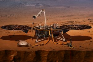 NASA's InSight spacecraft blasts off to Mars