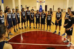 NBA Academy India Women's Camp
