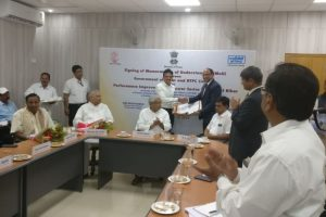 Bihar signs deal with NTPC for performance improvement of power sector