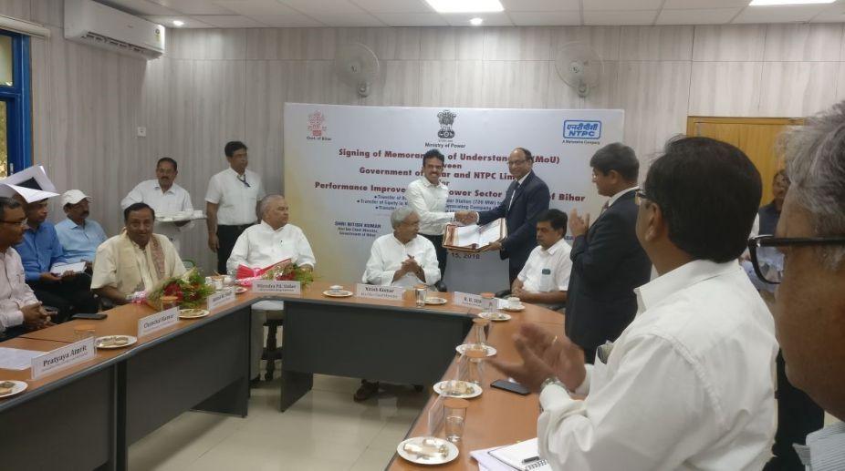 NTPC, Bihar govt