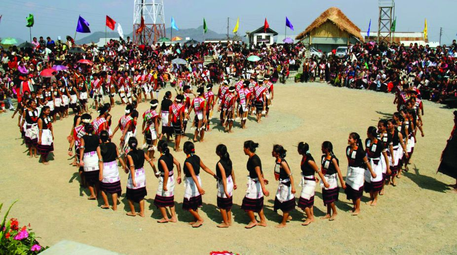 North-east, Constitutional guarantee, Central Funds