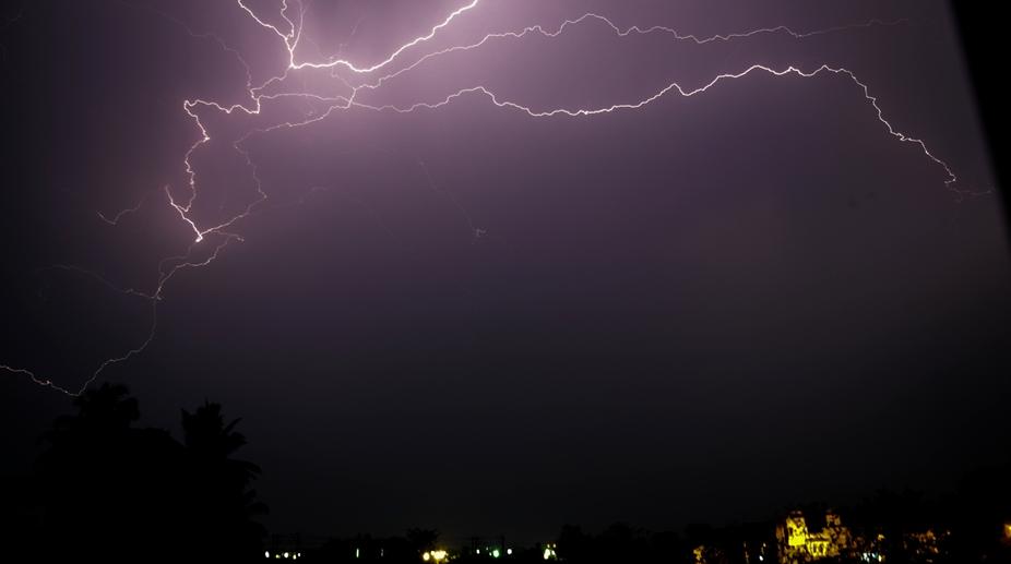Odisha rain, hailstorm