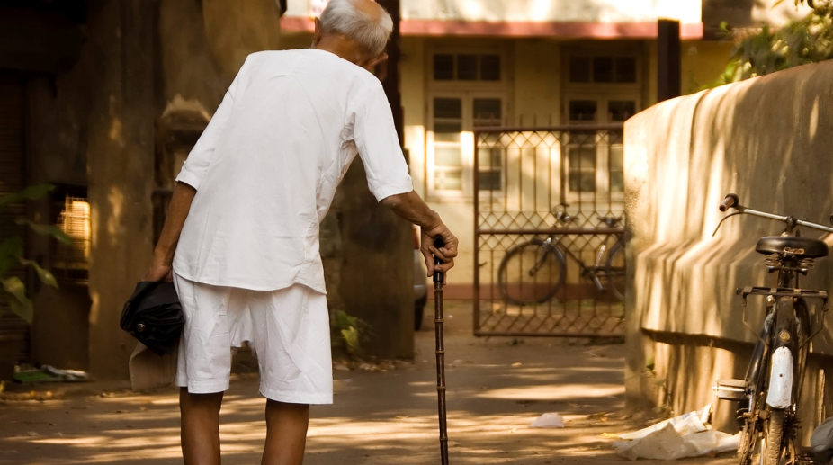 Old Age Elderly parents