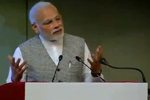 PM Modi asks Kashmiri youth to join mainstream