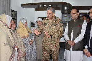 Pakistan Army chief ratifies death sentences for 11 militants