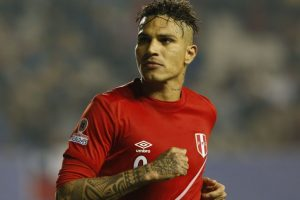 Peru football captain Guerrero returns from doping ban