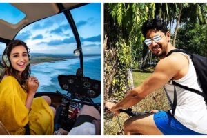 Know where B-Town celebrities are vacationing this summer