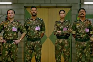 Parmanu: The Story Of Pokhran | John Abraham | Diana Penty