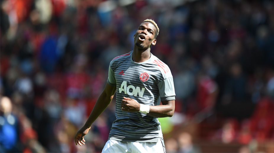 Paul Pogba, Manchester United F.C., Premier League, Manchester United vs Chelsea