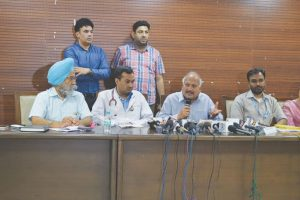 Anti-development campaign affecting MR Vaccination: Brahm Mohindra