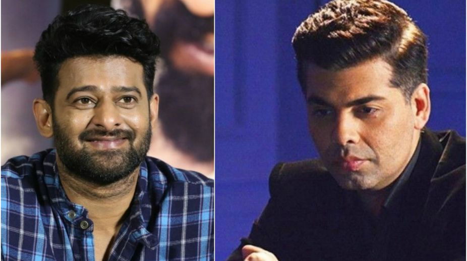Has Prabhas said no again to working with Karan Johar?