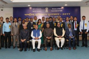 We must be mindful of the human side of mining: Kovind at National Geoscience Awards
